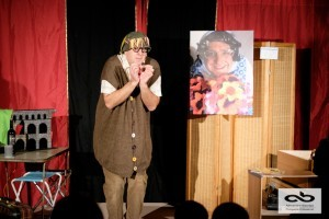 Monsieur Grimbuche, un professeur pas comme les autres!!! spectacle de comédie magique.