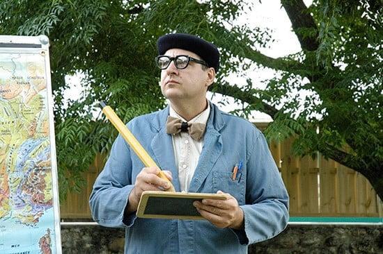 Le crayon magique de Monsieur Grimbuche