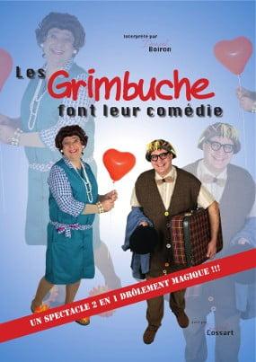 Monsieur Grimbuche, un professeur pas comme les autres!!! spectacle de comédie magique remplis de magie