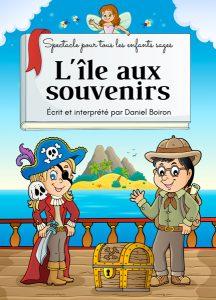 L'île aux souvenirs, spectacle pour enfants en Rhône-Aples
