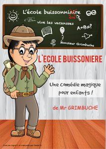 Ecole buissonnière de Mr Grimbuche